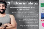 Einladung & Anmeldung zum Fildercup 2016