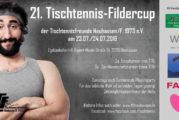 21. Fildercup 2016 im neuen Format kommt gut an