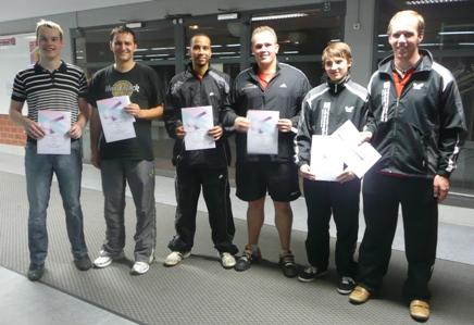 16. TTF Filder-Davis-Cup – Ergebnisse