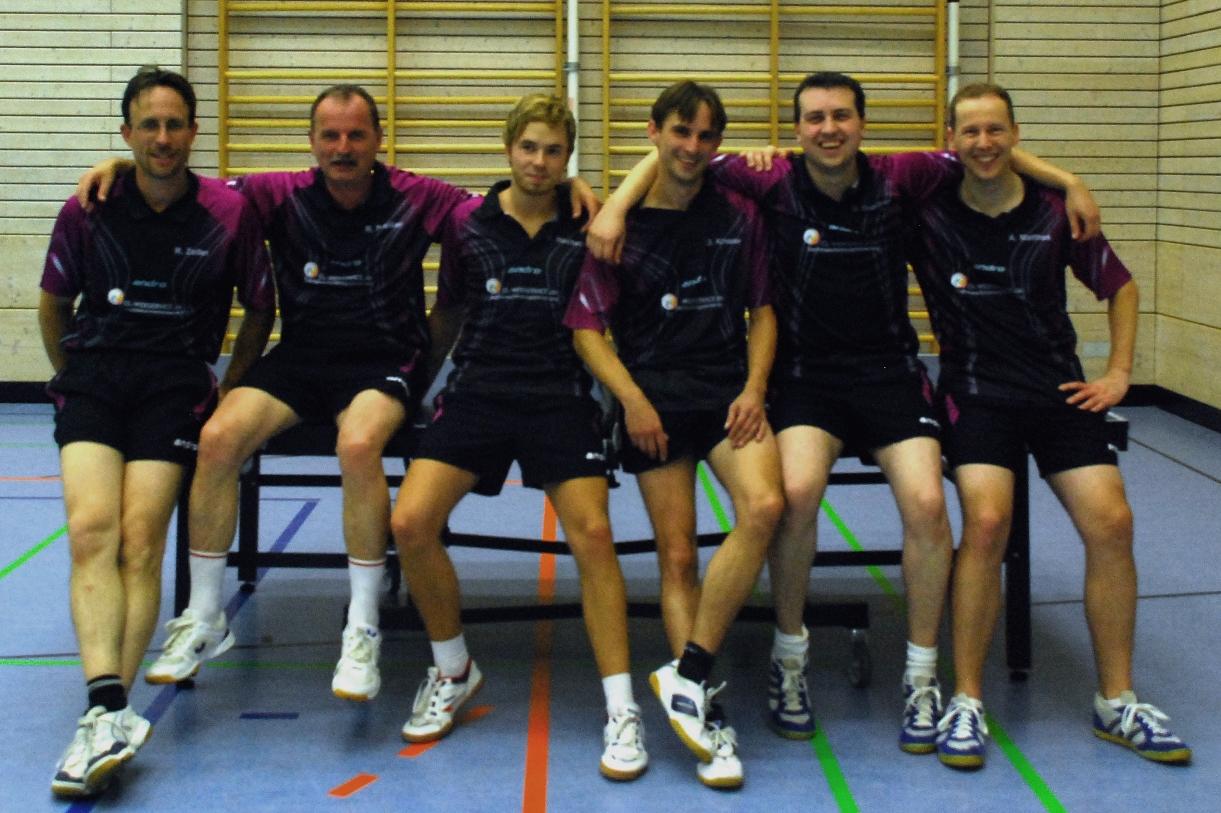 TTF Neuhausen I – TSV Wendlingen I