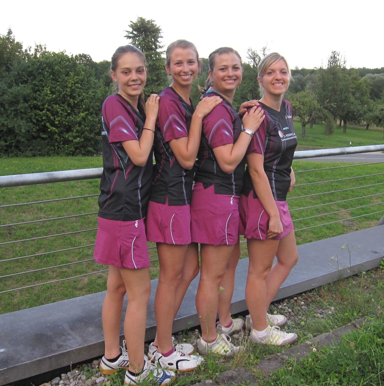 Erfolgreicher Rückrunden Start der Damen 1 –     8:2 Sieg gegen Süßen