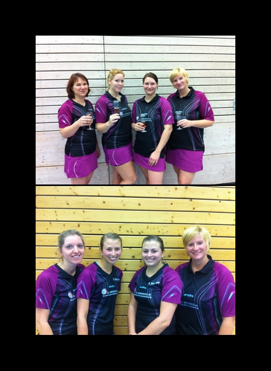 Die TTF-Ladies legen vor – Damen 1 und 2 sind Herbstmeister!