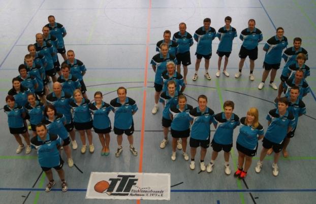 11 TTF-Teams starten in eine neue Saison