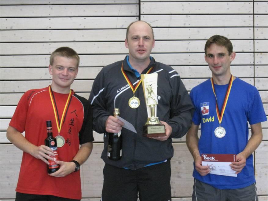 TTF Vereinsmeisterschaften 2014