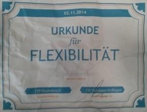 Urkunde_Flexibilität