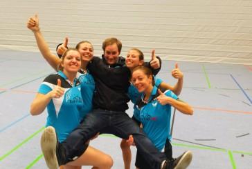 Damen I:Herbstmeisterschaft und Sieg im Spitzenspiel gegen SV Nabern