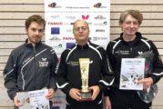 Vereinsmeisterschaften 2016: Neuzugang Thomas Hohenstatt holt sich gleich den Titel