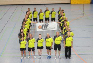 TTF INSIDE KW44 : Herren 1 verpassen ohne Nummer 1 Sieg im Topspiel– Herren 5 mit erstem Saisonsieg