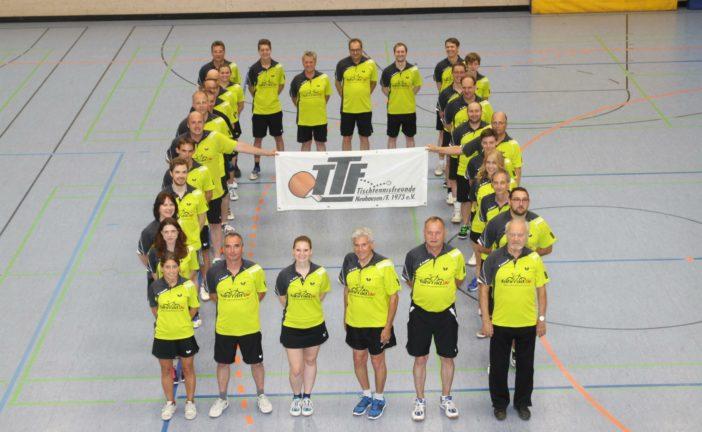 TTF INSIDE KW47: ☁️🌫️Bewölktes TTF Wochenende…nur Herren 3 + Jungen U18 punkten