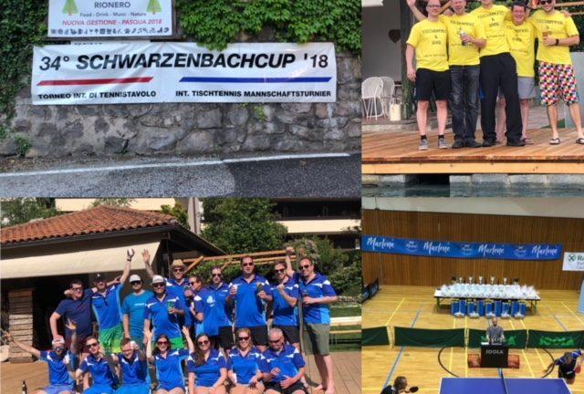 34. Schwarzenbach-Cup 2018 – wie immer eine grandiose Ausfahrt!