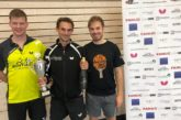 TTF INSIDE KW40: David Krause und Yannis Kaczmarek Herren A & B Vereinsmeister 2018👍🏓🏆