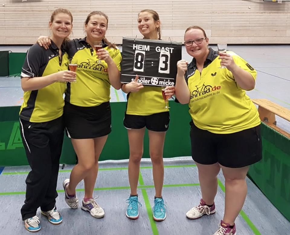 TTF INSIDE KW48: Damen l & Herren I bärenstark gegen Rechberghausen (8:3) bzw. Wendlingen II (9:1)💪, restliche Teams auf verlorenem Posten😫