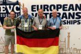 TTF Neuhausen bei der Senioren-EM in Budapest – European Veterans Championship 2019
