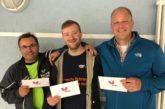 TTF INSIDE KW37: Julian Palm gewinnt 1. Filder-Summer-TTR-Race – Herren II streben Top5 Platz an!