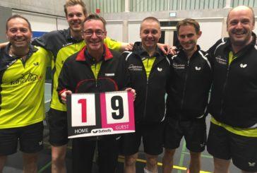 TTF INSIDE KW38: Alle Aktiven-Teams am Wochenende erfolgreich – Herren I mit couragierter Leistung bei Nabern II🤙