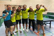 TTF INSIDE KW39: Herren II TTF-Derbysieger – Damen II leider chancenlos.
