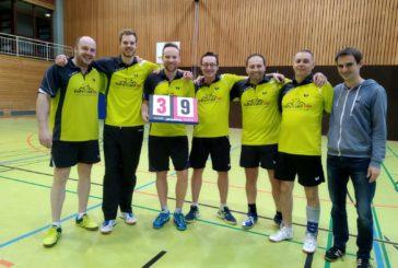 TTF INSIDE KW4: Alle Herren-Teams starten erfolgreich in die RR – Damen I mit deutlicher Niederlage zum Jahresauftakt