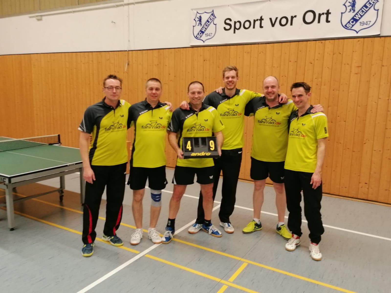 TTF INSIDE KW6: Herren I lösen auch Aufgabe in Rosswälden, Herren II mit Sieg & Niederlage, beide Teams im Supercup Final4, Damen II verlieren in Neuffen